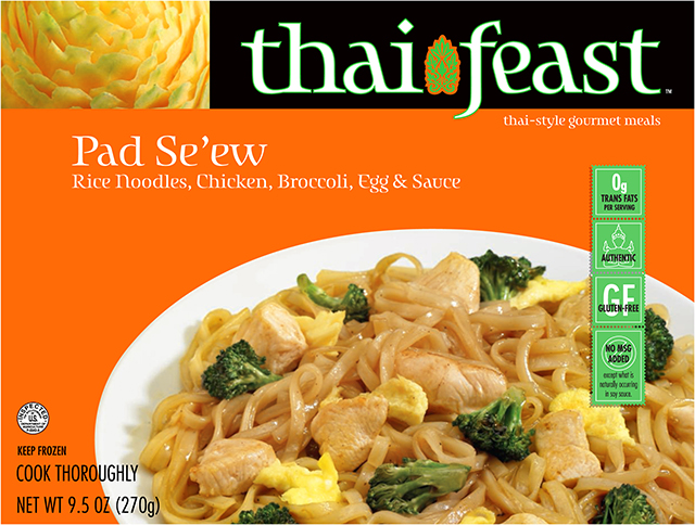 Thai Feast Gourmet Dinners